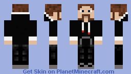 Rep Minecraft Skin