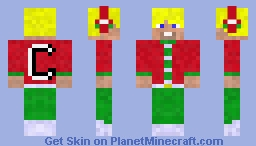 UPDATE FOR [Skin by lacke11] CHRISTMAS TIME! [CONQUEST]