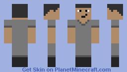 Caleb - Boredom Skin Minecraft