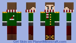 Elf general (Contest) Minecraft Skin