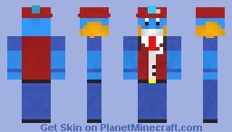 Huskymudkipz Pixel mon skin [Edited] -  8.2KB