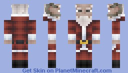 --=[Krampus]=-- (Twelve Days Of Christmas) (Better In 3D) Minecraft Skin