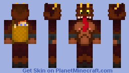 Krampus Minecraft