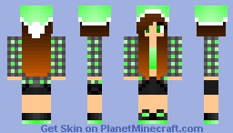 My Winterskin ♥ Minecraft Skin