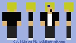 PartyRocker1013 (EightPack) Minecraft Skin