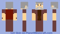 Prophet Minecraft Skin