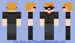 Raul Panther Minecraft Skin
