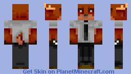 Rueben The Reindeer Acountant (Contest Skin) Minecraft Skin