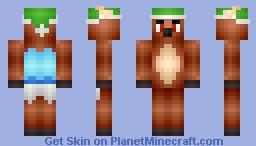 Jetpack Reindeer [Finalist - 89th] Minecraft Skin