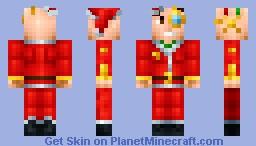 Santa's Spy [Contest Entry] Minecraft Skin