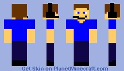 THEGAMEINGTUBE SKIN AWESOMENESS Minecraft Skin