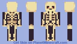 Humerus Skeleton (Palette Battle League) [WEEK 2] Minecraft Skin