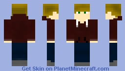 BlazingArk Minecraft Skin