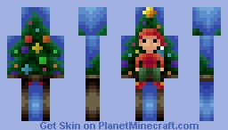Santa's Elf Minecraft