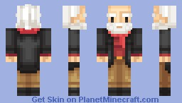 Santa - Santa's Workshop Minecraft Skin