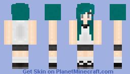 °Melon°Classic Girl° Minecraft Skin