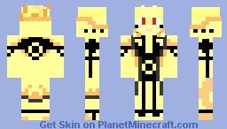 Naruto Minecraft Skin