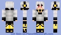 Konoha Skin Request for Zetrix Minecraft Skin