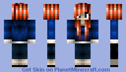 ≛☾ᴛᴏᴘᴀᴢ☽≛ Vali Athine ~Skin Request From CoconutMobs~ Minecraft Skin