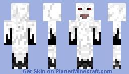special skin for monsterghoslty7! Minecraft Skin