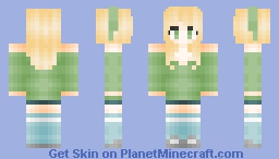 wait a minute it IS summer (updated) Minecraft Skin