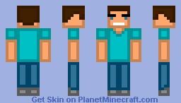 #1 Minecraft Skin