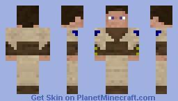 Stargate Atlantis Lantien Skin