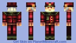 S. Nicholai Minecraft Skin