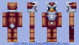 Delibird Minecraft Skin