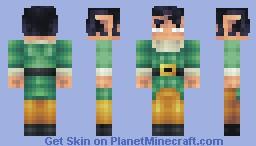 Elfis Presentley [Santa's Workshop Skin Contest] Minecraft Skin