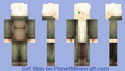 Ginko Minecraft Skin