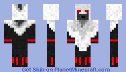Night Walker 2! Minecraft Skin