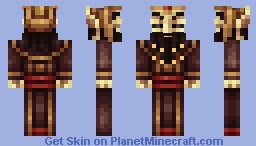 Noble Dwemer Minecraft Skin