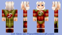 Super Santa Action Figure (Santa's Workshop Contest Winner!) Minecraft Skin