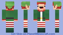Derpy Elf Minecraft Skin