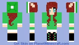 Ayala (( Contest Entry )) Minecraft Skin