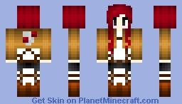 Attack on TItan/進撃の巨人 Garrison ~Original~ Minecraft