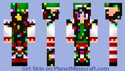 Tangled Elf (Read Story!!) Minecraft Skin