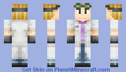 -=Yogscast Duncan/LividCoffee=- REVolution *Updated* Minecraft Skin