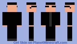 Neo (Matrix) Minecraft Skin