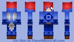 Alpha - T.O.M.E Minecraft Skin