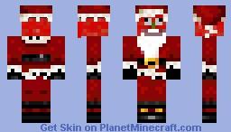 santa LOL Minecraft Skin