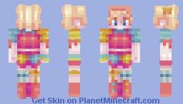 upwind / reshade Minecraft Skin