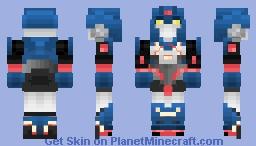 Skids - Transformers: MTMTE Minecraft Skin