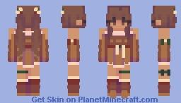 Gingerbread ~ᎷᏰ Minecraft Skin