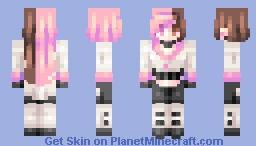 ♡ 𝓿𝒶𝓁𝓀𝓎𝓇𝒾𝑒𝓃 ♡ neopolitan | rwby Minecraft Skin