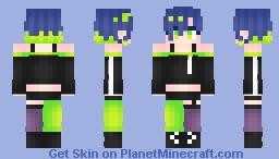 minecraft girl Minecraft Skin