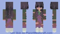~ B l o o d ~ // D a y 1 4 // Skintober Minecraft Skin