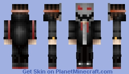 Fixed tinyGod's skin Minecraft Skin
