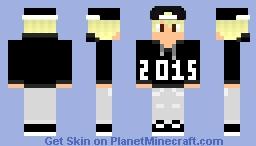 [1.7+] [Men's/Boys'] Happy New Year 2014 >> 2015 Minecraft Skin